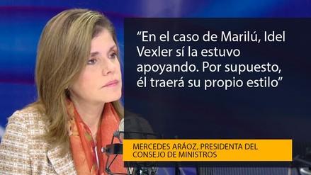 Las 10 mejores frases de Mercedes Aráoz en RPP Noticias