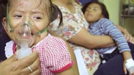 Reportan 198 casos de neumonía en La Libertad