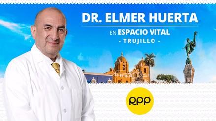 Conversa con Elmer Huerta en Espacio Vital