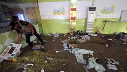 Tres muertos en un doble atentado suicida en un restaurante en Irak
