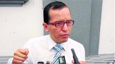 Separan a fiscal por presunto vínculo con organización criminal de Chepén
