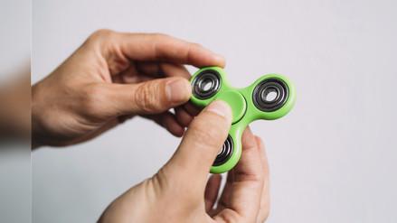 El fidget spinner también tiene sus peligros