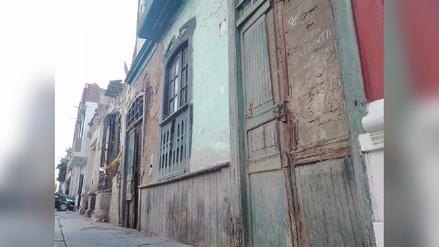 Trujillo: 70% de casonas colapsaría ante un sismo de gran magnitud