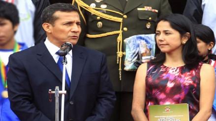 Declaran infundado habeas corpus a Humala y Heredia en Piura