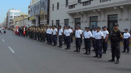 Chiclayo: orden de inamovilidad ante aniversario del colegio San José
