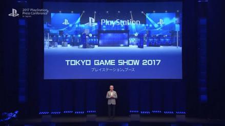 Tokyo Game Show 2017: los anuncios de la conferencia de PlayStation