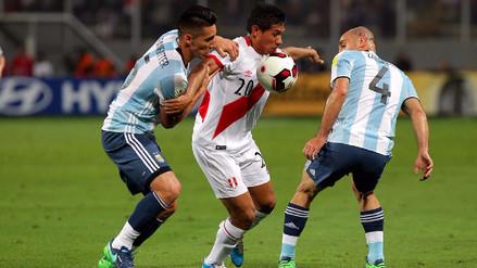 """Jorge Burruchaga: """"El partido con Perú iba a ser difícil en cualquier campo"""""""