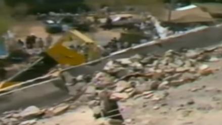 Así se vivió el terremoto de México en el año 1985 un día como hoy