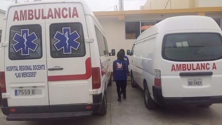 Defensoría del Pueblo intervino por ambulancias malogradas en hospital Las Mercedes
