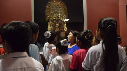 Hasta agosto más de 180 mil turistas visitaron los museos lambayecanos