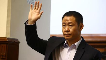 Kenji Fujimori acusa a dirigentes de Fuerza Popular de tener secuestrada a Keiko