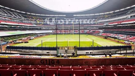 México | Estadios de fútbol son habilitados como centros de acopio