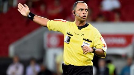 ¡Oficial! Wilton Sampaio dirigirá el Argentina vs. Perú en La Bombonera