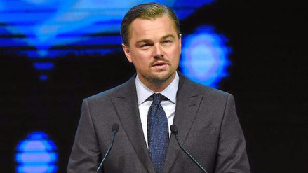 Leonardo DiCaprio donó US$ 20 millones para combatir el cambio climático