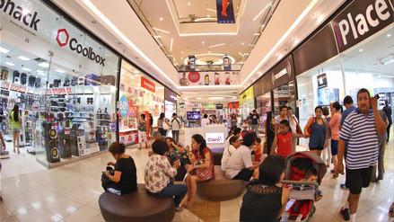 Ventas del sector retail crecerían 4.4% en el 2017 y 6% en el 2018