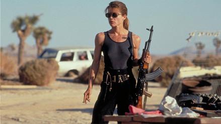 Linda Hamilton volverá como Sarah Connor en 'Terminator'
