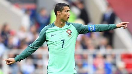 Cristiano Ronaldo envió un mensaje solidario para México