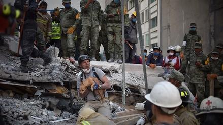 Al menos 273 muertos tras terremoto de magnitud 7.1 en México