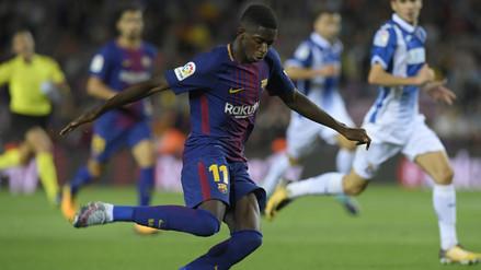 Ousmane Dembelé tiene una lesión más en la misma zona, afirmó cirujano