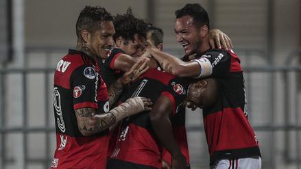 Flamengo goleó a Chapecoense y avanzó a cuartos de la Sudamericana