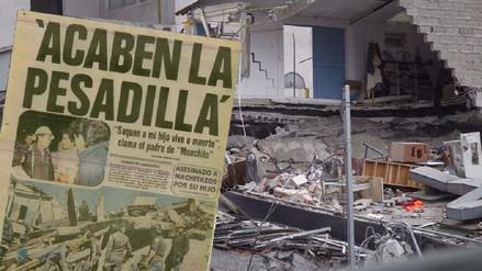Terremoto en México | El caso de