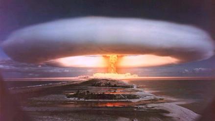 Corea del Norte amenaza con probar una bomba de hidrógeno en el Pacífico