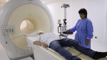 En 30 días se reparará tomógrafo de Hospital Regional de Lambayeque