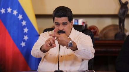 Nicolás Maduro acusó a Estados Unidos de haber ordenado su asesinato