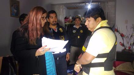 Desarticulan a organización criminal 'Trilogía - Trujillo'