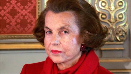 Murió a los 94 años Liliane Bettencourt, la mujer más rica del mundo
