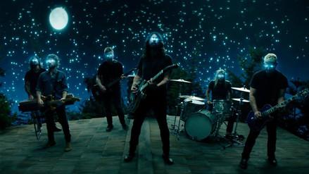 Video | Foo Fighters rockeó con James Corden en Carpool Karaoke