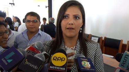 Gobernadora de Arequipa se reunirá con Mercedes Aráoz