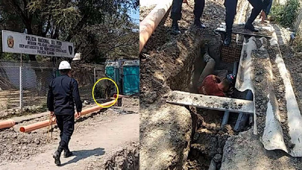 Policía Canina se prepara para búsqueda y rescate ante sismos