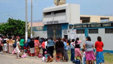 Chimbote: mujer es detenida con droga en sus partes íntimas