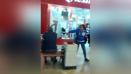 Detienen a madre que agredió a menor de 4 años con una correa