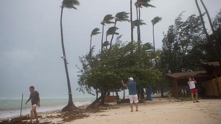 República Dominicana, en alerta máxima por la llegada de María