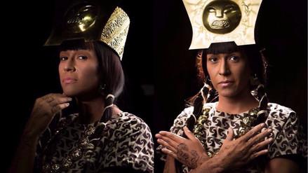 Fotos   Verónica Linares se convirtió en la Dama de Cao