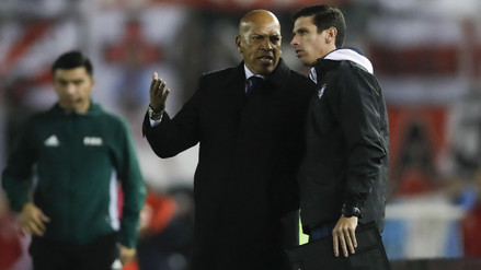 River Plate goleó 8-0 al Wilstermann de Roberto Mosquera en la Libertadores