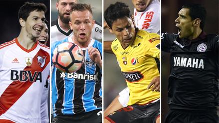 Así serán las llaves de semifinales de la Copa Libertadores 2017