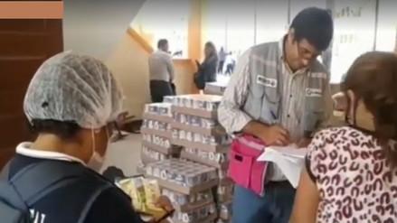 Minedu deberá sancionar por alimentos en mal estado en colegio