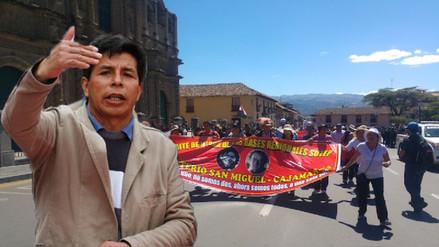 Facción docente que dirige Pedro Castillo eligió nueva directiva