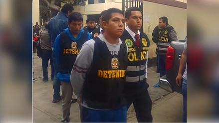 "Ministro del Interior presentó a organización criminal ""Trilogía-Trujillo"""