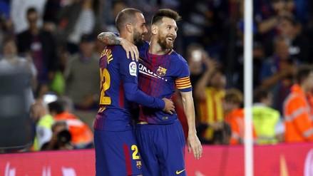 Barcelona goleó por 3-0 al Girona y alargó su racha ganadora en La Liga