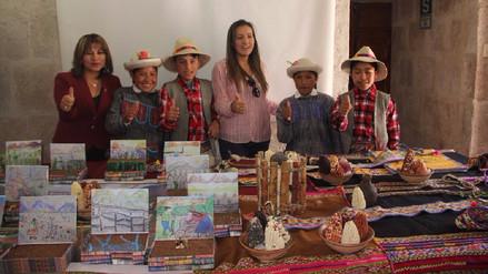 Niños de alejado anexo representarán a Arequipa en el Tinkuy 2017