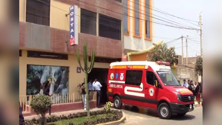 Trujillo: sexagenario muere de un paro cardíaco al interior de hostal