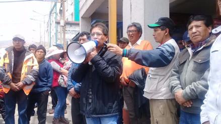 La Oroya: trabajadores de Doe Run suspenden paro provincial