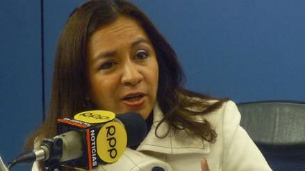 """Espinoza: """"no solo es descolmatar, sino hacer defensas ribereñas"""""""