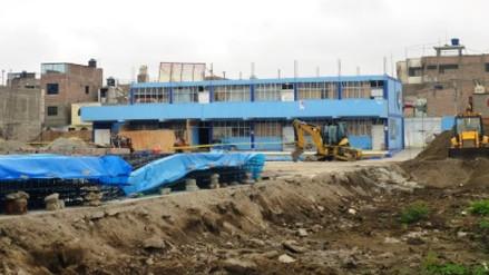 Chimbote: 91 colegios en riesgo ante posible sismo