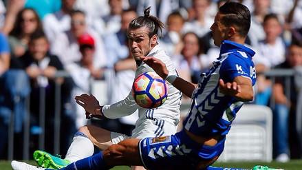 En Vivo | Real Madrid empata 0-0 de visita contra el Deportivo Alavés