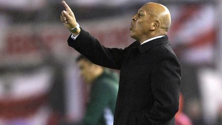 Roberto Mosquera fue respaldado por el presidente del Wilstermann